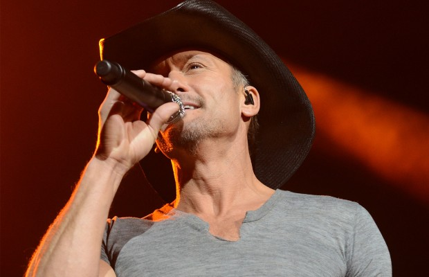 Tim McGraw In the Southern Tier?