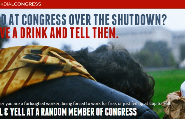 Ever want to Drunk Dial….Congress???12…Friday Morning Funnies!