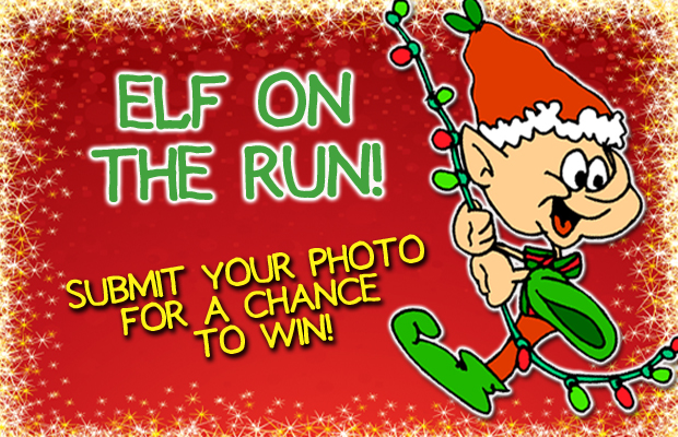 Elf On The Run Photo Contest Wqny Qcountry 103 7