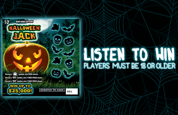 Image result for halloween jack ny lotto